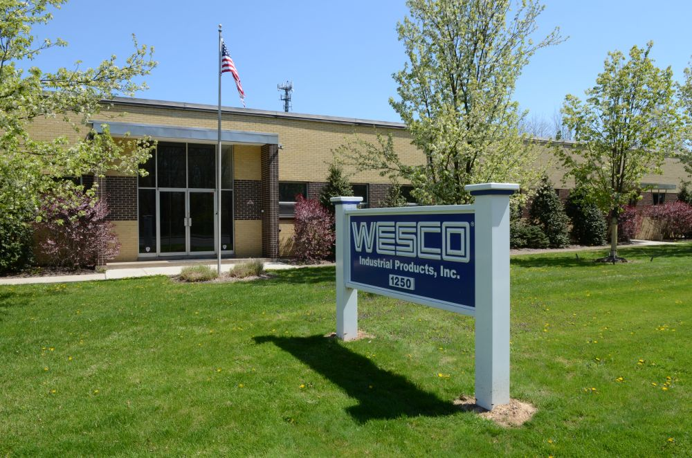 about wesco industrial products. Black Bedroom Furniture Sets. Home Design Ideas